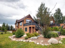 702 Pitkin Townhome by Colorado Rocky Mountain Resorts Frisco Verenigde Staten