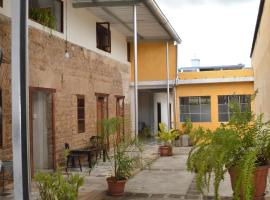 A picture of the hotel: Casa Jocotenango