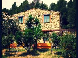 Villa El Minero Bed and Breakfast Gonnesa Italy