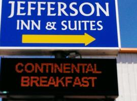 Jefferson Inn and Suites Jefferson United States
