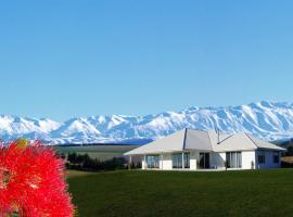 Solace Country House Bed and Breakfast Timaru New Zealand