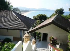 Karon Cliff Contemporary Boutique Bungalows Karon Beach Thailand