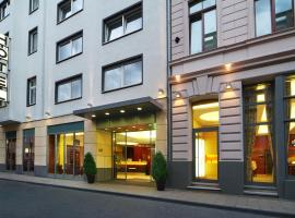Hotel Flandrischer Hof Cologne Germany