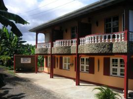 Hotel photo: Dominica's Sea View Apartments