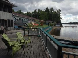 Algonquin Lakeside Inn Dwight Canada