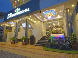 A picture of the hotel: Hotel JP International