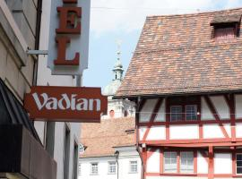 Hotel Vadian Garni St. Gallen Switzerland