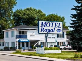 Motel Royal Quebec City Canada