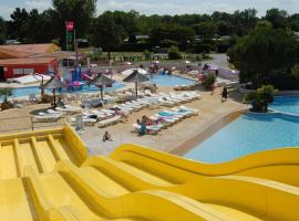Hotel Photo: Camping Les Charmettes