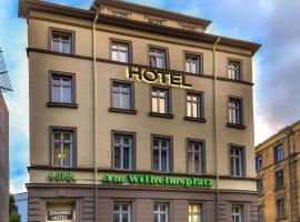 A picture of the hotel: Hotel am Wilhelmsplatz