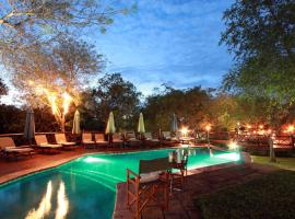 Grand Kruger Lodge and Spa Marloth Park South Africa