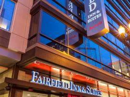 Fairfield Inn and Suites Chicago Downtown-River North Chicago United States