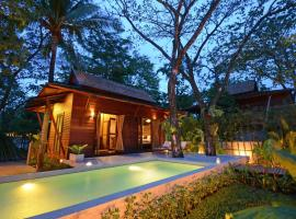 Ananta Thai Pool Villas Resort Phuket Rawai Beach Thailand