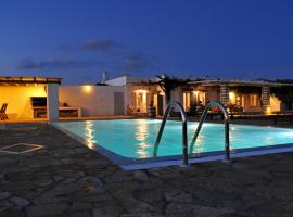 Hotel photo: Paros Afrodite Villas