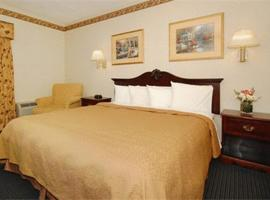 Hotel Photo: Quality Inn & Suites Worcester