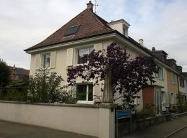Bed & Breakfast at Silvie's Basel Switzerland