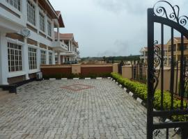 Amen Estate villa Lekki Peninsula Eluju ナイジェリア