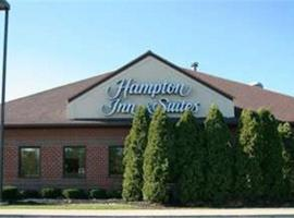 Hotel fotografie: Hampton Inn & Suites Cleveland-Airport/Middleburg Heights