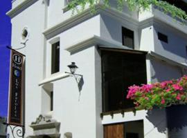 Hotel photo: Hotel Los Faroles