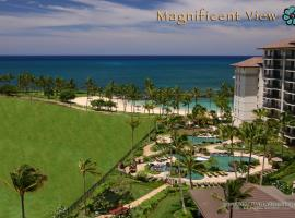 Hotel near Oahu: Magnificent Two Bedroom Top Floor Beach Villa with Two Ocean View Lanais