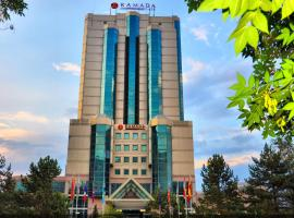 Hotel photo: Ramada Plaza Astana Hotel