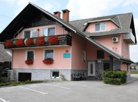Hotel near  Ljubljana  airport:  Rooms & Apartments Jana