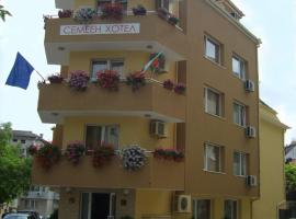 Hotel photo: Palitra Family Hotel
