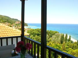 Panorama Studios & Apartments Agios Ioannis Pelio Greece