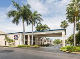 Best Western Fort Lauderdale Airport Cruise Port 포트 로더데일 미국