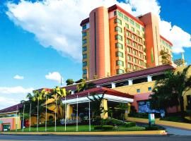 Grand Regal Hotel Davao Davao City Filippinerna