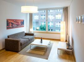 Pfefferbett Apartments Potsdamer Platz  Germany