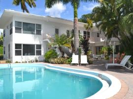Winterset A North Beach Village Resort Hotel Fort Lauderdale Stati Uniti D'America