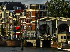 Hermitage Canal View Apartments Amsterdam Netherlands
