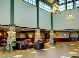 Chateau Nova Hotel Fort McMurray Fort McMurray Canada