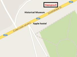 Hotel photo: Apple hostel