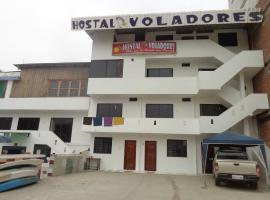 Hotel photo: Hostal Voladores