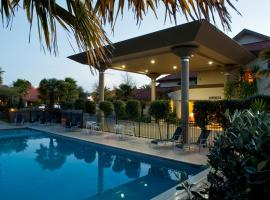 Regal Palms 5 Star City Resort Rotorua New Zealand