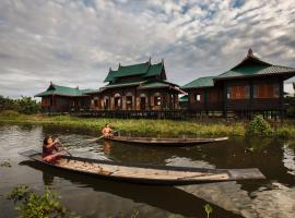 Thahara Inle Heritage Boutique Hotel Ywama Myanmar
