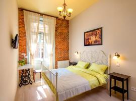 Post House Hostel Lviv Ukraine