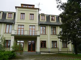Hotel photo: Penzion Polanka nad Odrou