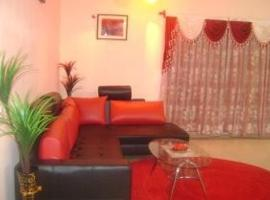 Hotel near Netaji Subhash Chandra Bose Intl airport : SSI Serviced Apartments