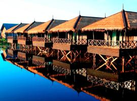 Hotel near Inle Lake: Sky Lake Inle Resort