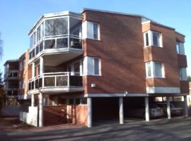 Hotel photo: Forenom Apartments Rauma