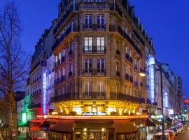 Timhotel Paris Gare Montparnasse Paris France