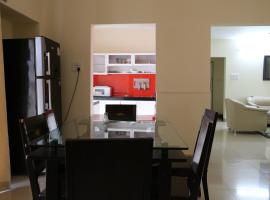 Hotel: 14 Square Serviced Apartments, Kalyaninagar