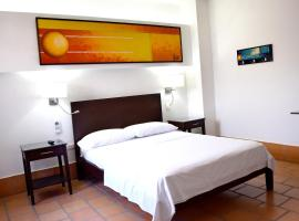 Chrisban Hotel Boutique Buga Colombia