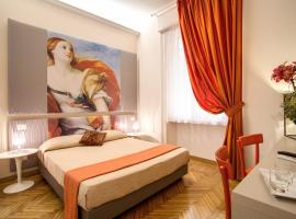 Roma In Una Stanza Guesthouse ローマ イタリア
