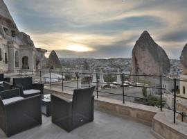 Vezir Cave Suites Goreme Turkey