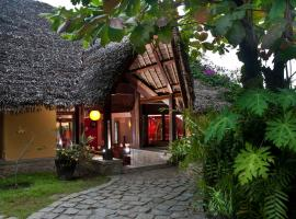 Hotel photo: Le Nepenthes Bungalow