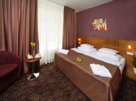 1.Republic Hotel Prague Czech Republic